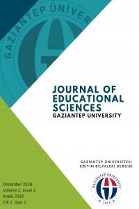 Gaziantep Üniversitesi Eğitim Bilimleri Dergisi