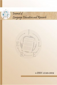 Journal of Language Education and Research