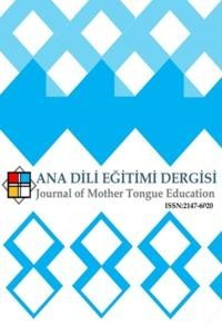 Ana Dili Eğitimi Dergisi