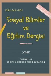 Sosyal Bilimler ve Eğitim Dergisi