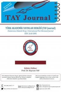 Türk Akademik Yayınlar Dergisi (TAY Journal)