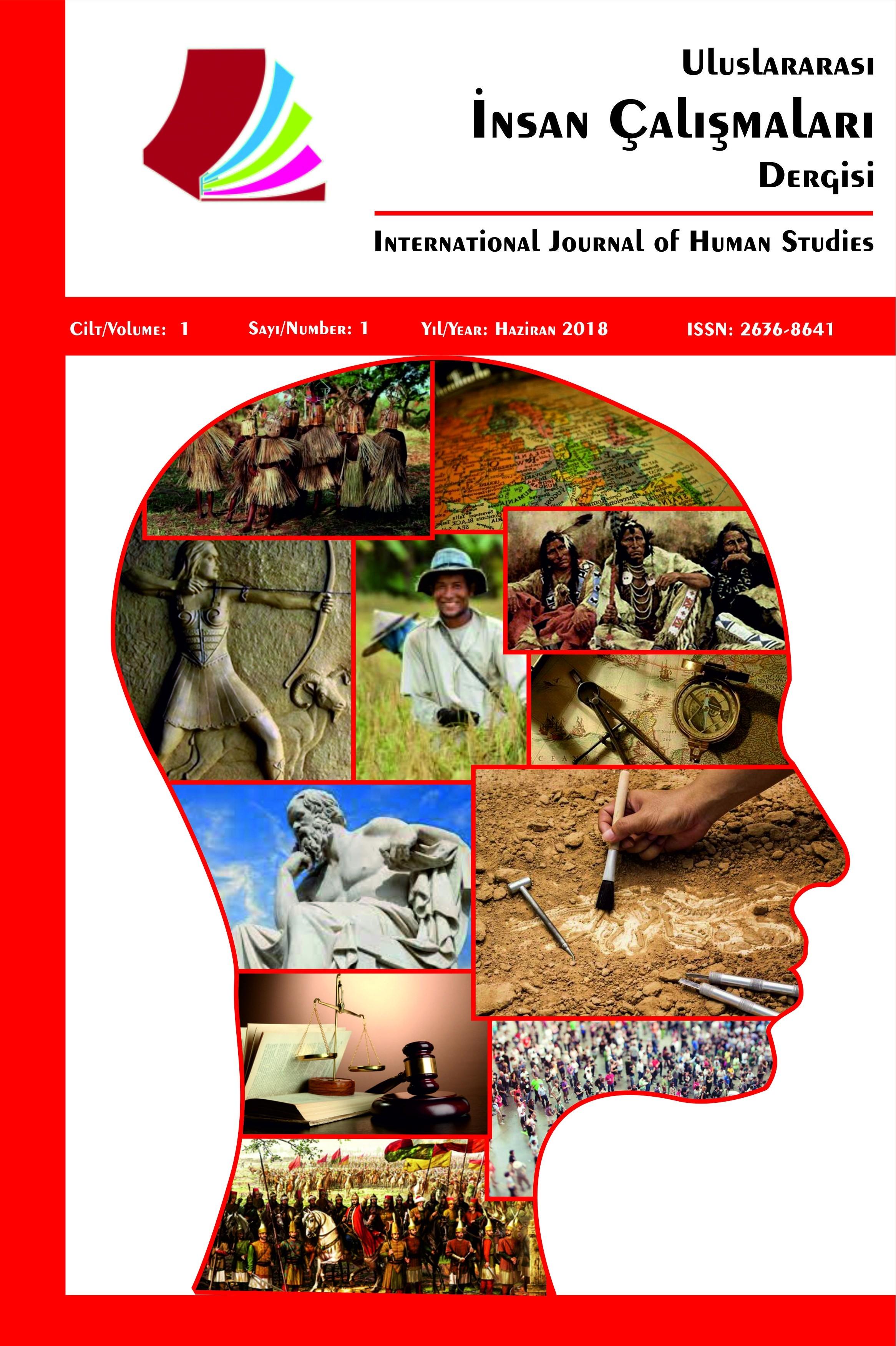 Uluslararası İnsan Çalışmaları Dergisi