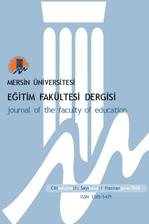 Mersin Üniversitesi Eğitim Fakültesi Dergisi