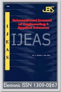 International Journal of Engineering and Applied Sciences